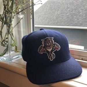 Florida Panthers Vintage 90s NHL SnapBack hat
